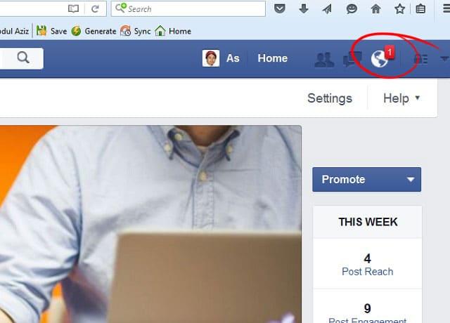 Facebook Notification – Tak Nak Terlepas Update Di Facebook?